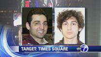 Boston bombers allegedly planned to attack Times Square