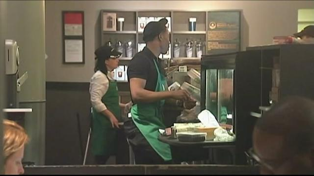 Who Gets the Tip You Leave at Starbucks?