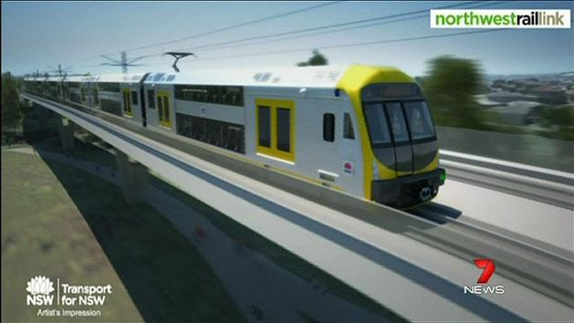 North West Rail Link to become reality