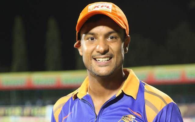 Mayank Agarwal sports the Orange Cap