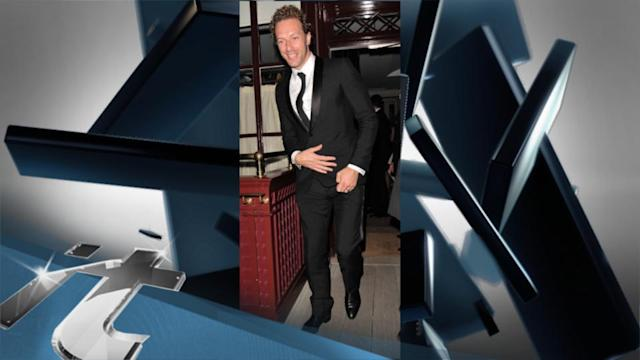 Music Group News Pop: Gwyneth Paltrow and Chris Martin Spotted Together in London