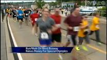 '6K on the Busway' raises money for Special Olympics