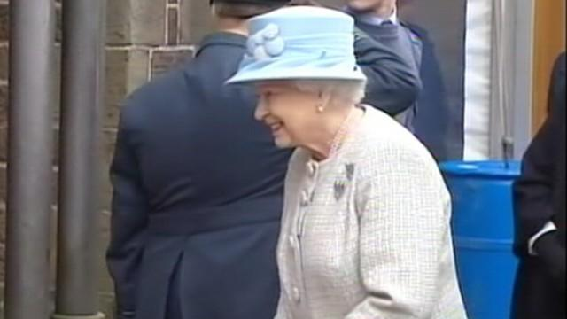 Queen Elizabeth Hospitalized With Stomach Virus