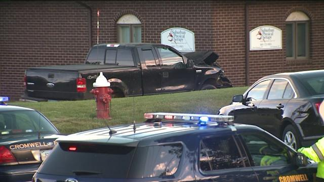 Man Shot By Police In Cromwell In Stable Condition, Charged With Larceny
