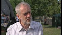 Corbyn: I'm very grateful for Unite's backing