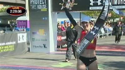 Ukrainian Wins Back-To-Back Women's Marathons