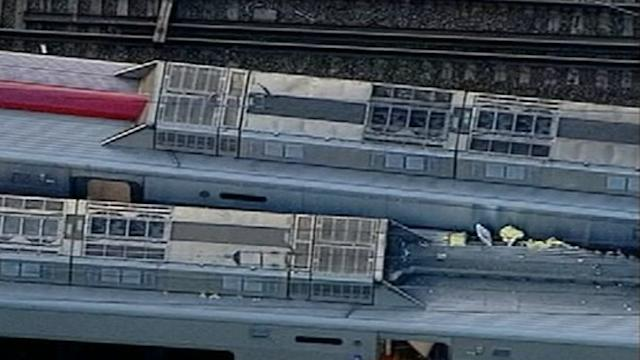 60 Injured in Connecticut Train Collision
