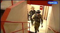Firefighters climb stairs to remember events of Sept. 11