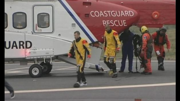 Four killed in Shetland helicopter crash named by police