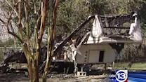 Needville man dies in Christmas night fire at his home