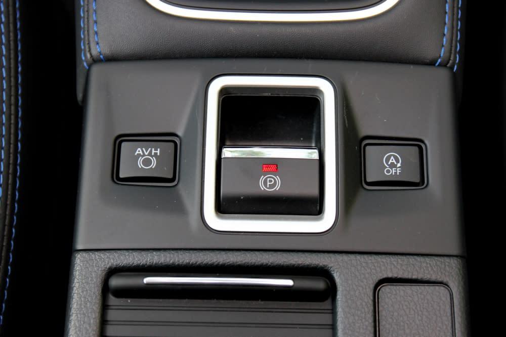 小改款Levorg新增AVH車輛暫停維持系統,成為品牌首款搭載此系統的車型
