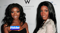 See Inside Brandy's Surprise Birthday Party