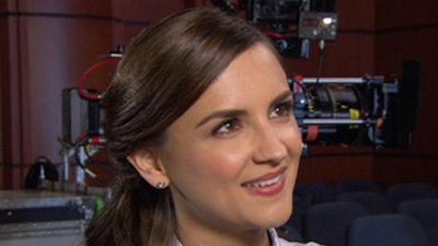 Rachael Leigh Cook Dishes On New Love Interest On TNT's 'Perception'