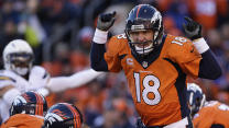 'No excuses' for Manning in AFC title game