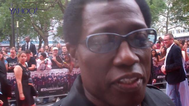 - Wesley Snipes not embarrassed about prison sentence
