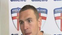 Sinfield previews England v Exiles