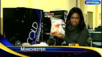 Donations collected for Sandy victims