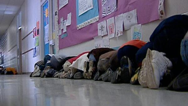 NC schools, government offices hold tornado drills