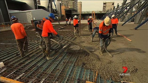 Construction industry 'in crisis'