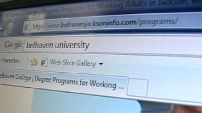 Belhaven Expands Online Program