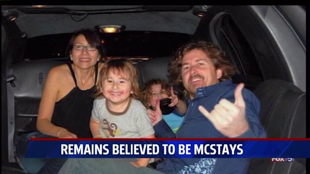 Remains Found in Desert Believed to be Missing Fallbrook Family