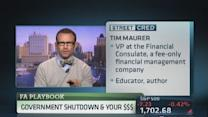 Government shutdown & your portfolio