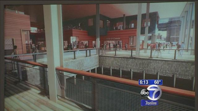 Ground broken at new South Street Seaport Mall