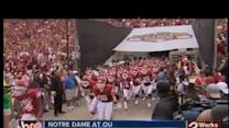 Sooners welcome Irish for first time since 1966