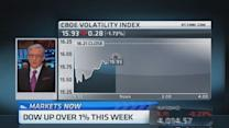 Pisani: Volatility expected in coming day