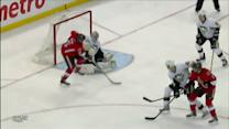 Bobby Ryan deflects one past Fleury