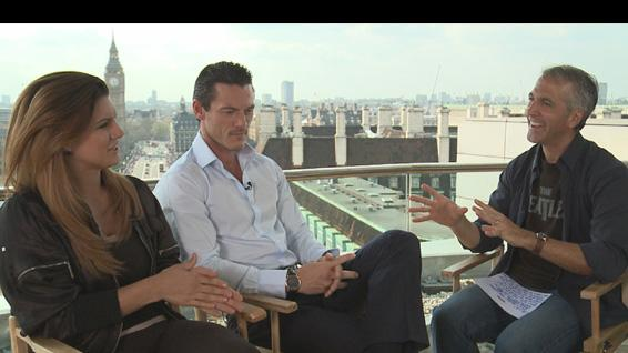 Luke Evans and Gina Carano Talk 'Fast and Furious 6': How Does The Franchise Keep Getting Better?