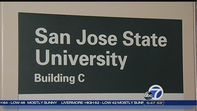 Three SJSU students charged with hate crime