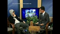 Stephen Colbert and Guest Eminem Crash Michigan Public Access Show