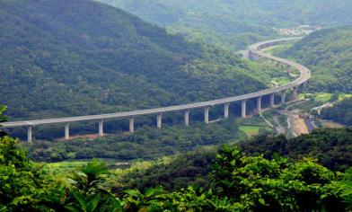 台灣最美公路 最後一哩將通車