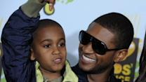 Emergency Custody Hearing for Usher's Son