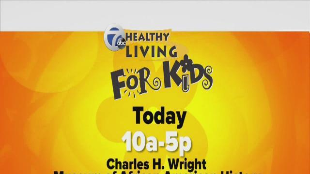 Healthy Living For Kids