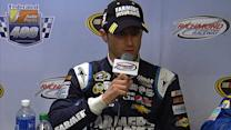 Kahne recaps weekend and car issues
