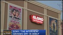 Indie cinema supports 'The Interview'