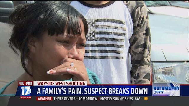WXMI: Family`s Heartache After Son Was Shot in Michigan Bar; Suspect Breaks Down in Court