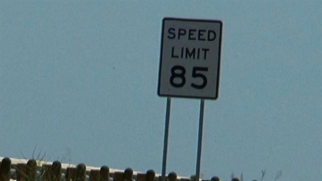 Flap over Texas-sized speed limit