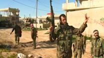 Syrian Army says it has regained control of villages in south of country