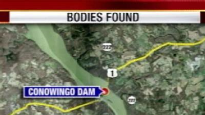 Bodies Pulled From Md. River