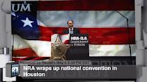 National Rifle Association News - Sandy Hook Elementary School, Wayne LaPierre, James Porter