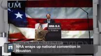 National Rifle Association News - Sandy Hook Elementary School, Wayne LaPierre, James Porter