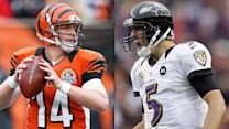 Ravens, Bengals look for momentum