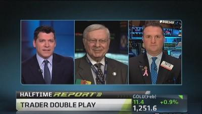 Trader double play: Gold is the buzz