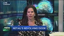 New retail CEOs a great holiday gift?