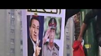 Mubarak jailed for life