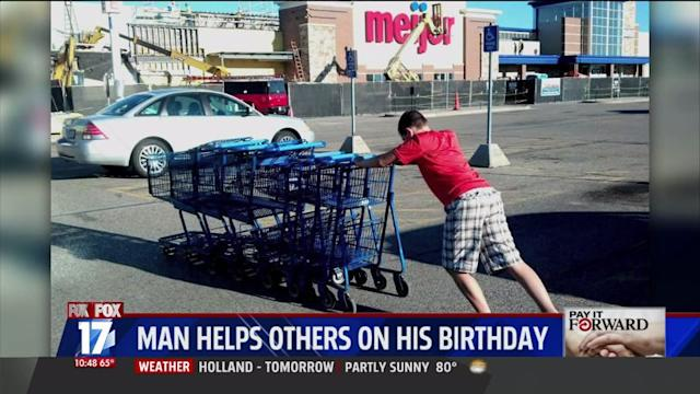 33rd Birthday Spent Doing 33 Acts of Kindness