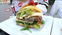 Xcel's Executive Chef Unveils 'Wild' Burgers For Game 2